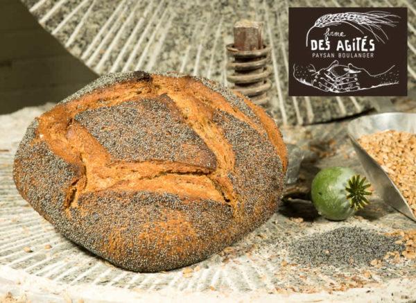 pain au pavot