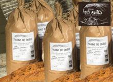 Farines Bio issues de semences fermières