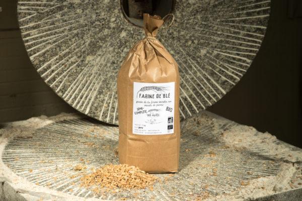 farine blé
